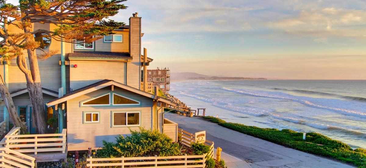 Cypress Inn San Francisco Bay Area Vacation Destination California On Miramar Beach